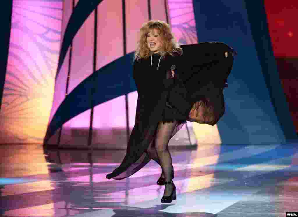 Absolutely Fabulous -- Russia's Pop Stars #18