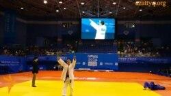 Жасөспірімдер олимпиадасының жеңімпазы