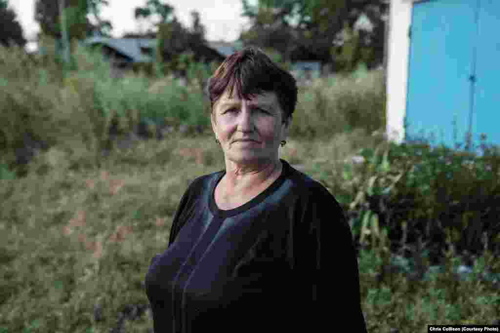 "Tatiana Ivanovna, a pensioner in Starayakolona whose husband worked in a mine, said the new authorities were not concerned about the problems facing mining towns and were ignoring the situation of workers in the region's traditional industries. ""The salaries of the teachers and medical workers have gone up, but not the salaries of the miners. All of the young people will leave if the mine closes,"" Ivanovna said. ""If the mine closes, the town will die."""