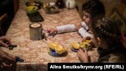 Доньки Сейрана і Муміне – Самія і Суріє