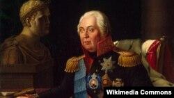 Portreti i gjeneralit rus, Mikhail Kutuzov