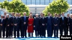 NATO liderləri