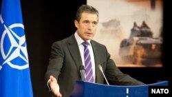 Генеральный секретарь НАТО Расмуссен