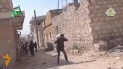 Ҳалабда исëнчилар ва Ассад армияси тўқнашди