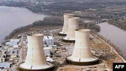 نیروگاه هستهای در جزیره تری مایل