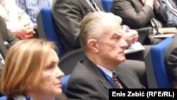 Radmila Radić i Milan Koljanin, foto: Enis Zebić