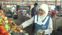На рынках Душанбе подешевели фрукты и овощи