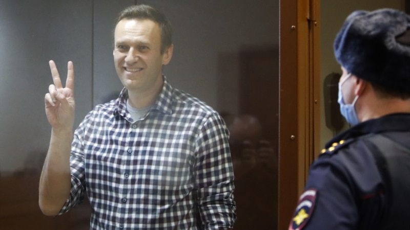EU Set To Sanction Russia Over Navalny Jailing