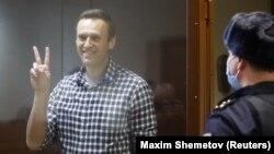 الکسی ناوالنی سیاستمدار اپوزیسیون روسیه