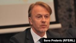 Aivo Orav, šef Kancelarije EU u Crnoj Gori