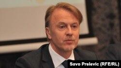 Šef Delegacije Evropske unije (EU) u Crnoj Gori Aivo Orav