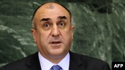 Azerbaijani Foreign Minister Elmar Mammadyarov has raised a crucial procedural question: whether and when representatives of the unrecognized Nagorno-Karabakh Republic will join the ongoing peace talks under the aegis of the OSCE Minsk Group.
