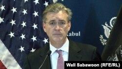 ریچارد اولسن نماینده خاص امریکا برای افغانستان و پاکستان