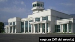 Zaqatala aeroportu