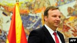 Kryeministri në detyrë i Maqedonisë, Emil Dimitriev