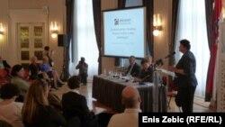 Obilježavanje 20. godišnjice Instituta Otvoreno društvo Hrvatska, 1. lipanj 2012.