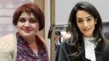 Ismayilova Accepts Amal Clooney As Lawyer