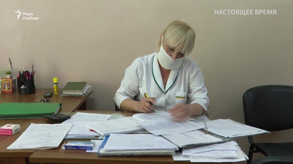 «Мы повесим халаты на заборы и пойдем». Врачи в Украине недовольны медреформой и предупреждают о закрытии больниц