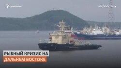 Китай отказался от российской рыбы