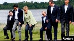 G8 dövlət başçılarının sammiti - 2013