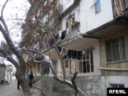 Memarlıq və İnşaat Universitetinin yataqxanası