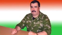 Renegade Tajik Colonel Mahmud Khudoyberdiev sought refuge in Uzbekistan in the 1990s.