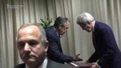 Kerry Meets Lavrov Amid Turkey Tensions