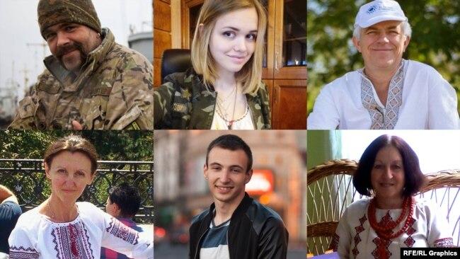 Вони перейшли у спілкуванні на українську мову