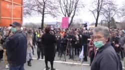Protest u Boru: Hitno smanjite zagađenje vazduha