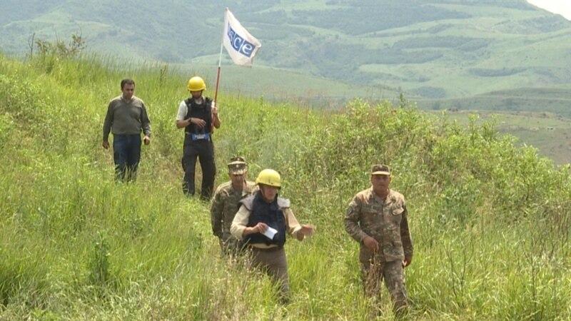 ԵԱՀԿ դիտարկումը հայ-ադրբեջանական սահմանի Տավուշի հատվածում խախտումներ չի արձանագրել