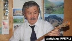 Сүрөтчү Жоомарт Кадыралиев