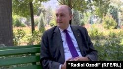 RFE/RL президенти Жейми Флай.