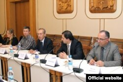На зустрічі турецької делегації з віце-спікером кримського парламенту Ремзі Ільясовим
