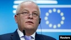 Перший віце-прем'єр України і міністр економічного розвитку й торгівлі Степан Кубів