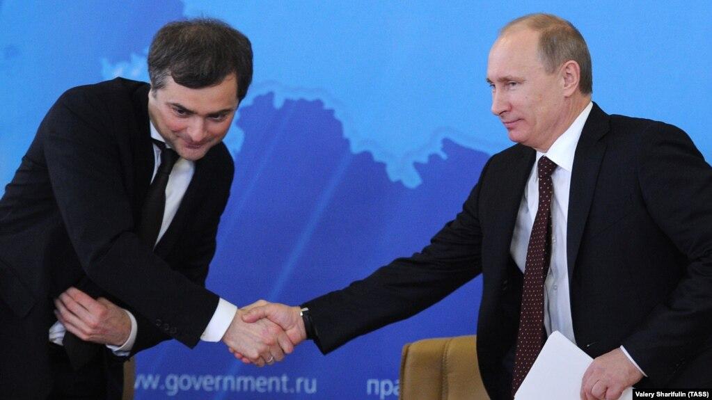 """Результат пошуку зображень за запитом """"Сурков Путин"""""""