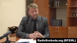 Директор департаменту комунікацій МВС Артем Шевченко