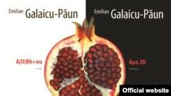 Moldova - Galaicu Paun book