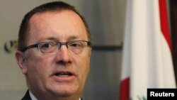 Jeffrey Feltman, the assistant secretary of state for Near East affairs