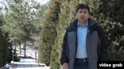 Шарофиддин Гадоев появился в видеосюжете пресс-службы МВД РТ