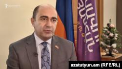 «Լուսավոր Հայաստան» կուսակցության ղեկավար Էդմոն Մարուքյան, արխիվ