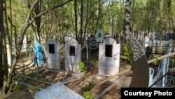 Түбән Новгородта татар каберлекләре мәсхәрәләнгән