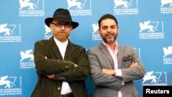 حبیب رضایی (جپ) و پیمان معادی