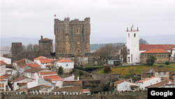 Vedere de la Braganca