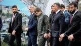 День города Грозного чудесным образом совпадает с днем рождения главы республики Рамзана Кадырова