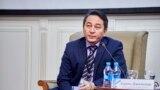 Адиль Джалилов, глава Международного центра журналистики MediaNet.