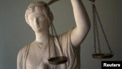 تمثال العدالة