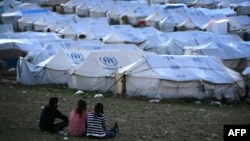 June 20: World Refugee Day.