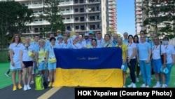 Збірна України в Токіо напередодні церемонії відкриття Олімпіади