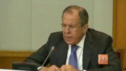 Сергей Лавров о Гюмри
