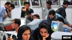 İranda internet